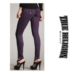 True Religion Misty Skinny Jeans